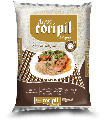 Produto: Arroz Coripil - Integral T1