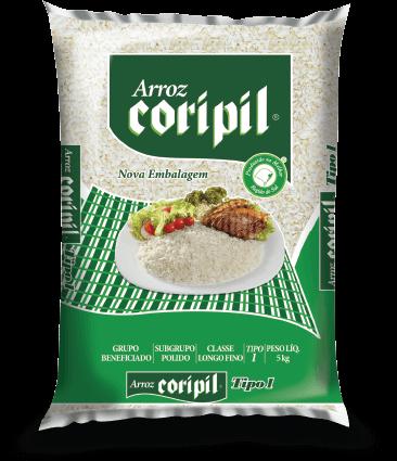 Produto: Arroz Coripil - Branco T1
