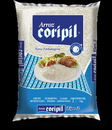 Produto: Arroz Coripil - Branco T2