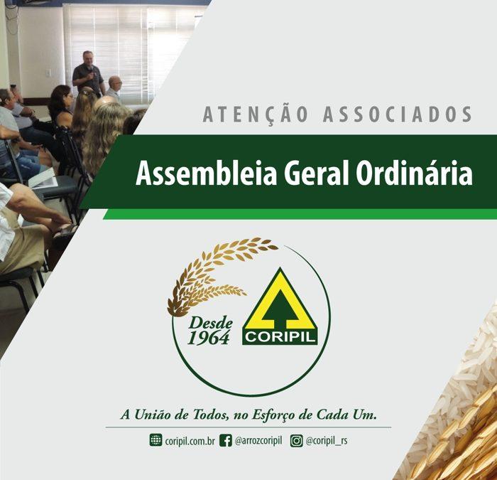 ASSEMBLEIA GERAL ORDINÁRIA DIGITAL